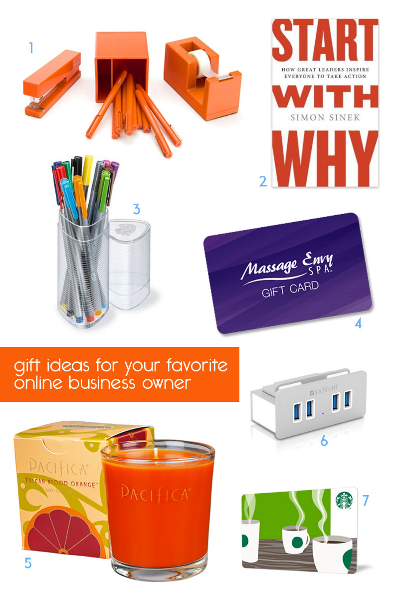 Online Business Gift Ideas