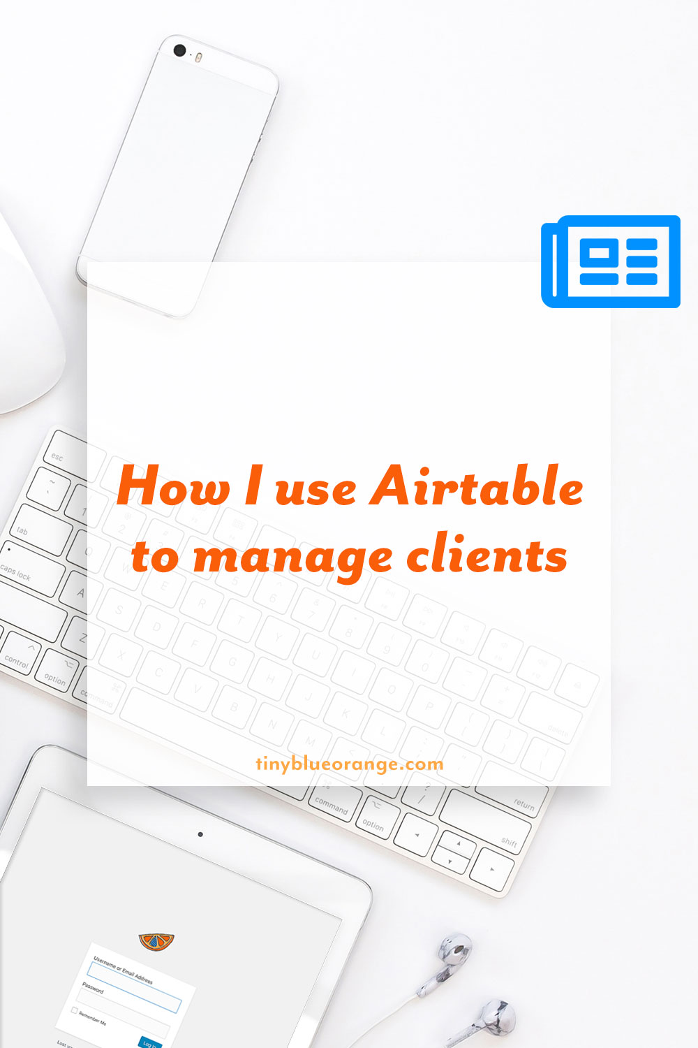 How to manage clients with Airtable as a CRM (track contact
